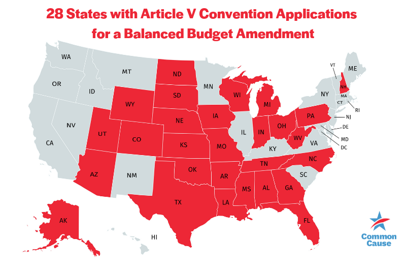 Efforts Underway To Fully Fund Idea >> U S Constitution Threatened As Article V Convention Movement Nears
