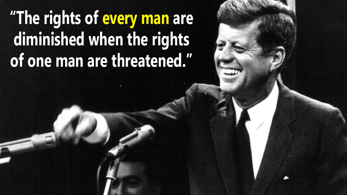 4 Of Jfks Best Quotes For St Patricks Day